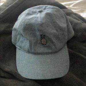 Accessories - Pineapple baseball hat